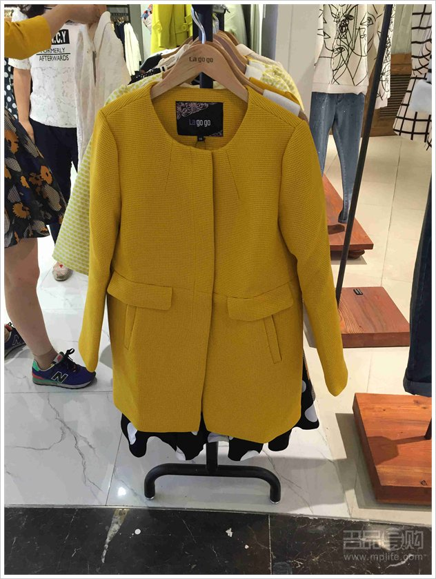 Lagogo女装超值特惠 时尚连衣裙一口价99元