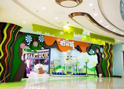 """东营万达广场_购物中心瞄准""""场景体验"""" 主题空间可成为吸客""""利器 ..."""