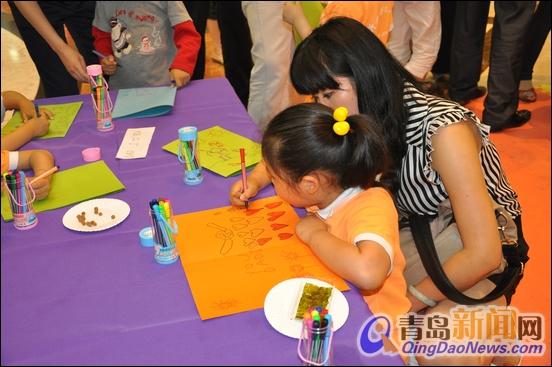 感恩父亲节-青岛; 感恩父亲节儿童画父亲节贺卡儿童