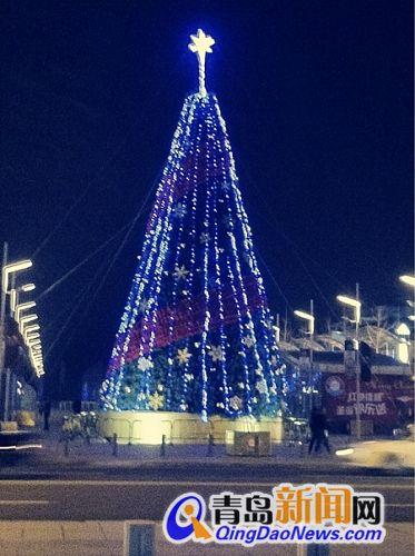 海信广场上演梦幻迪士尼 百丽广场圣诞气氛浓-青岛