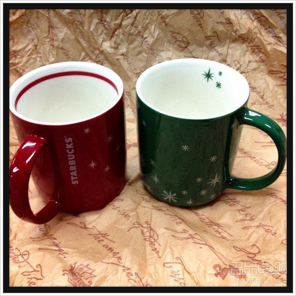 星巴克圣诞元素杯子心水推荐 各款式实拍报价