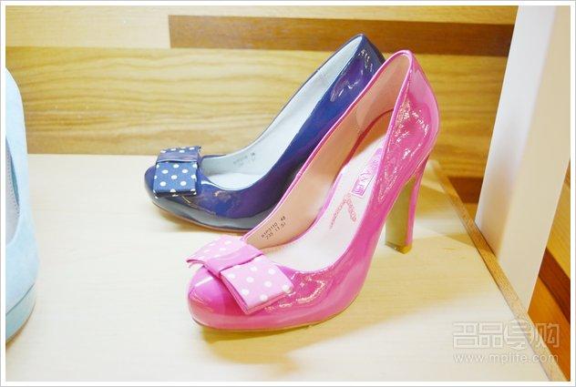 糖果/热风单鞋