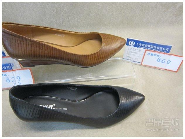 女鞋 新款 星期六/星期六 女鞋