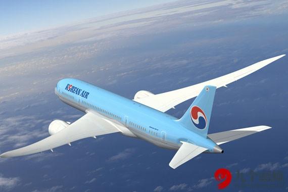 青岛到韩国飞机多久