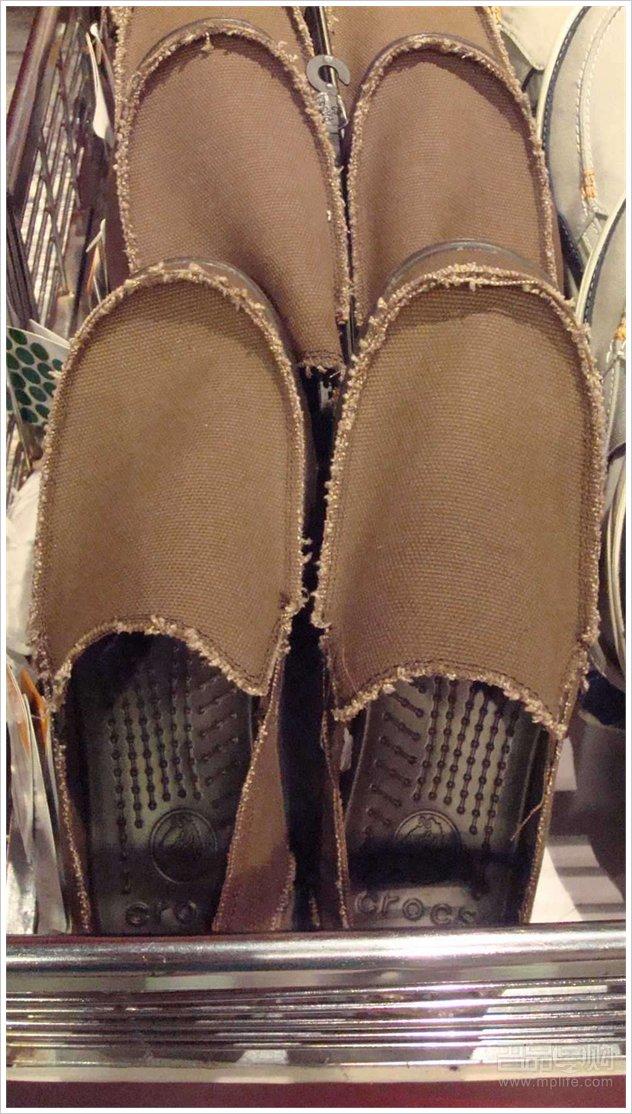 crocs男鞋