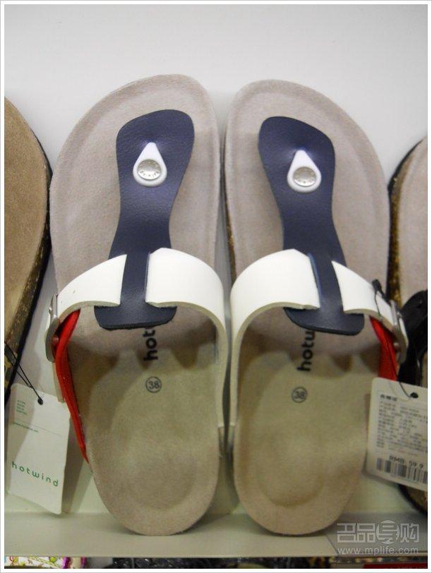 软木 热风 帆布鞋/热风软木拖