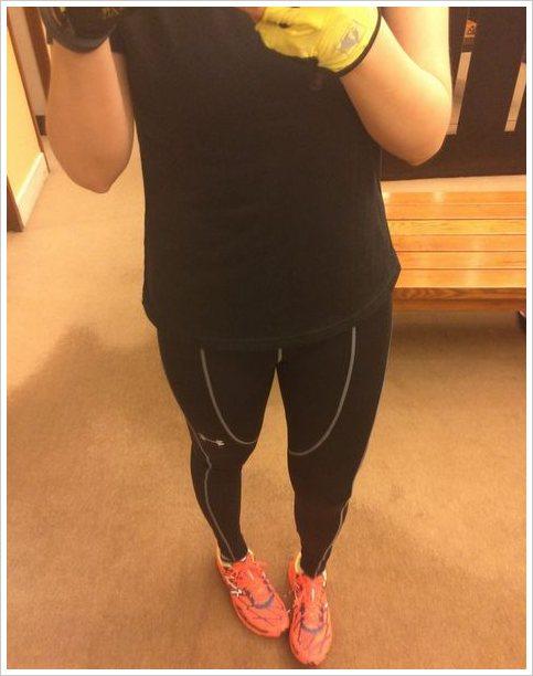 运动/newbalance 1600的马拉松跑鞋,一眼就被骚气的颜色征服了!...
