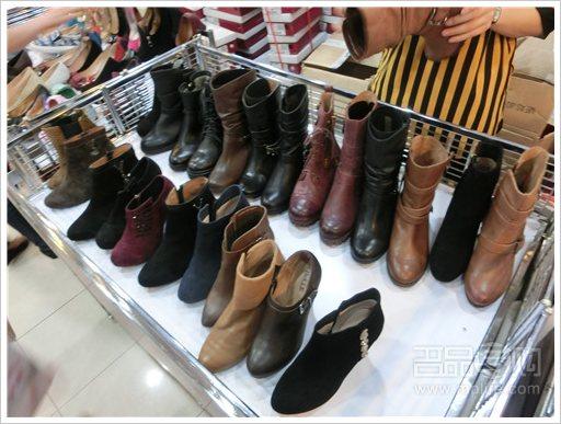 女鞋 百丽/百丽Belle女靴推荐