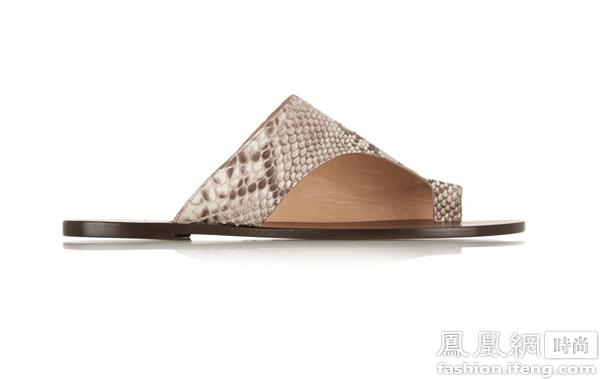Angelababy也爱动物纹 9双狂野派凉鞋夏季图片