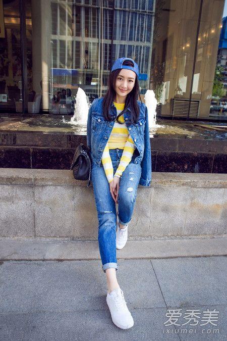 25岁女人的穿衣打扮_漂亮不输杨幂!王鸥穿着打扮可攻可性感 - 青岛新闻网