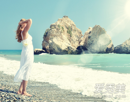 五月去海边玩穿什么好看